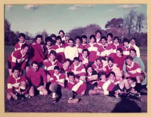 SB Rugby group Fall 1984